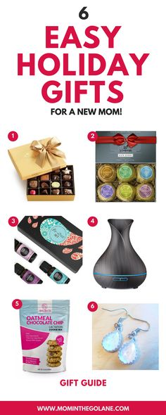 A Gift Guide For The