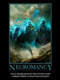 Necromancer!