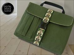Digital Device Sleeve | Sew4Home