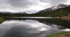 Andrews Lake Day Use Area, San Juan National Forest, Silverton CO, Highway Jeep Trails, Hiking Trails, Alpine Forest, Side Road, Mountainous Terrain, San Juan Mountains, Forest View, Lake Park, Picnic Area