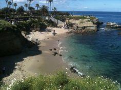 La Jolla, California- been here! Love La Jolla!