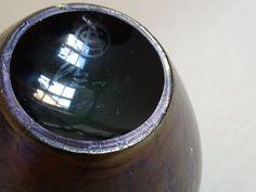 irisierende Glasvase sign. AS CZ-33 100 - in der Art der LÖTZ-Vasen | eBay Nova, Ebay, Art, Glass Vase, Vases, Crystals, Art Background, Kunst, Performing Arts