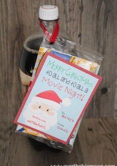 Redbox Neighbor Gift Idea - Over the Big Moon