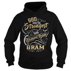 GRAM GRAMYEAR GRAMBIRTHDAY GRAMHOODIE GRAMNAME GRAMHOODIES  TSHIRT FOR YOU