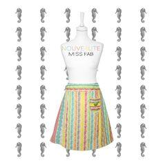 Nouveau - la jupe personnalisable - Miss Fab - Fabienne Dimanov Paris Apron, Two Piece Skirt Set, Collection, Skirts, Dresses, Fashion, Skirt, Vestidos, Moda