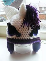 My little Pony - Rarity - Updated pattern. 9 sizes included - Pukado By Patricia Stuart