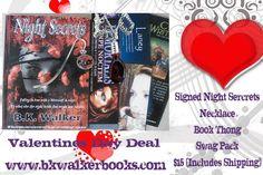 BWB Valentine's Day Deals | BK Walker Books