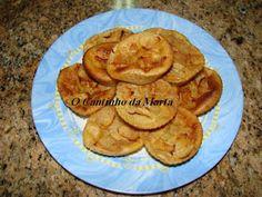 Queques maçãs duquesas