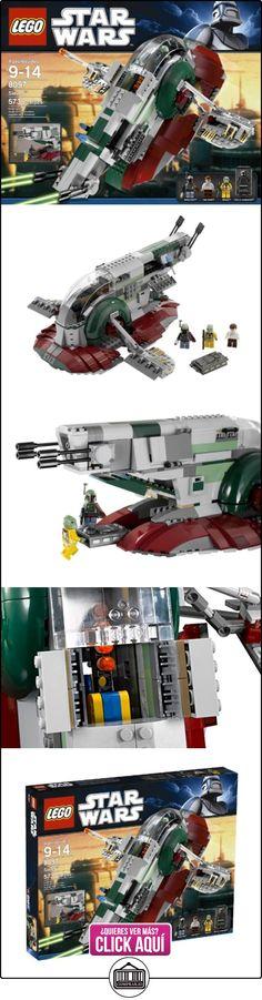 LEGO Star Wars Slave I juego de construcción - juegos de construcción (9 año(s), Película, 14 año(s), Multicolor)  ✿ Lego - el surtido más amplio ✿ ▬► Ver oferta: https://comprar.io/goto/B003F7WP58
