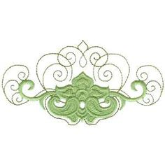 Free Embroidery Design: Embroidery Embellishment
