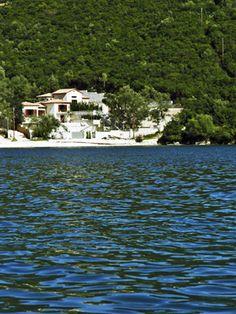 Villa Christiana, Sivota, Lefkada, Ionian Islands, Villas in Greece, self catering villas in Greece, holiday accommodation and villas in Greece, Pretty Greek Villas