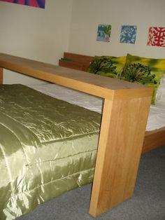 einfache bettbr cke selber bauen leichte anleitung diy. Black Bedroom Furniture Sets. Home Design Ideas
