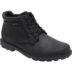 Rockport Men's Boots Rugged Bucks Waterproof