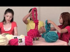 Learn how to make a Doodle scarf the easy way -- no knitting or crocheting skill required!