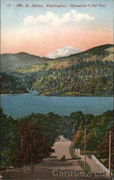 WA Mt. St. Helens