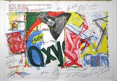 Find the latest shows, biography, and artworks for sale by James Rosenquist. Leading Pop artist James Rosenquist—who came to prominence among New York School… Pop Art Vintage, Famous Artists For Kids, James Rosenquist, Sam Francis, Leroy Neiman, New York School, High School Art, Aesthetic Art, Modern Art