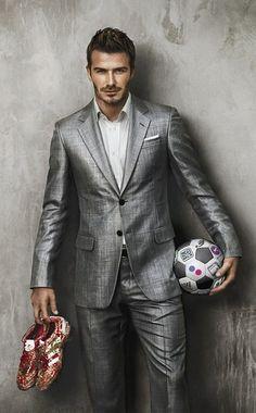 Beckham in Gray