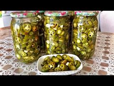 Pickles, Cucumber, Diy And Crafts, Fruit, Youtube, Food, Essen, Meals, Pickle