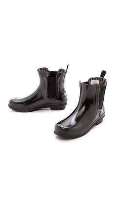 Sperry Top-Sider Starling Chelsea Rain Booties