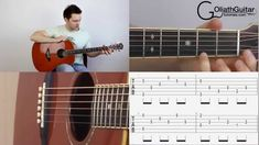 Silent Night - Easy Fingerstyle Guitar Lesson / Tutorial & Tabs
