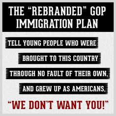 ICYMI, today House Republicans unveiled their new immigration plan.