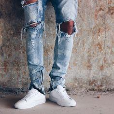 Fear of God jeans // PREACHER STYLES