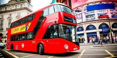 Some 500 buses in London have been fitted with beacons by advertising business Exterion Media in the hope of monetising over bus riders every day. Transport Map, London Transport Museum, Public Transport, London Now, New London, London City, Bus Map, Sustainable Transport, Tourist Map