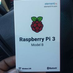 Something we loved from Instagram! New toy. Super excited. #raspberrypi #programming #python #java #javascript #css #html5 #php #softwaredeveloper #code #codeislife #coffee #treehouse #codeacademy by taydees82 Check us out http://bit.ly/1KyLetq