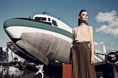 welcome to the new website. Fashion Shoot, Fashion Art, Military Flights, Plane Photos, Pin Up Models, Air Ride, Aviation Art, Air Travel, Fashion Images