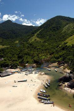 Bonete - Ilha Bela - São Paulo