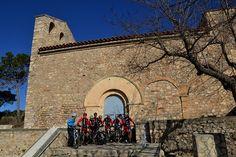 Btt Els Navegants Club, sortida a Foix.