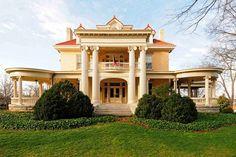 Walter Scott Montgomery House in Spartanburg, South Carolina