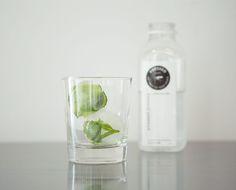 Detox Your Drink With These Pressed Juicery Aloe Vera Ice Cubes... #aloevera #icecubes #diy #pressedjuicery