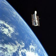 Happy 22nd, Hubble! via Phil Plait, the Bad Astronomer
