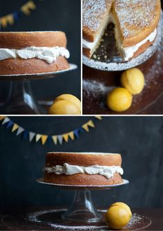 Recipe: Lemon Cake w
