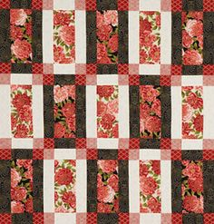 This looks fun - and easy! Ann .Heres what I want to do with That Texas Fabric we bought..