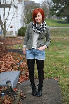 Thrift and Shout: Cute Outfit of the Day: Introducing Glow Kouture