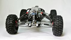 Lego Technic Self-supporting Chassis (MOC) | youtu.be/me3eQp… | František Hajdekr | Flickr