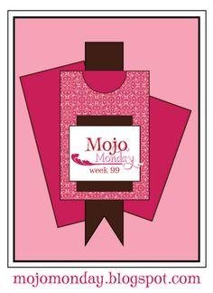 Mojo Monday 99 - Stampin' Up! Demonstrator - Mary Fish, Stampin' Pretty Blog, Stampin' Up! Card Ideas & Tutorials