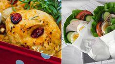 Seks gode tips til matpakken Lunch Snacks, Chicken, Dinner, Healthy, Breakfast, Tips, Recipes, Lunch Ideas, Food