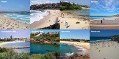 Eastern suburbs beaches - Sydney, Australia