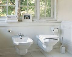 One thing I have nearly died without is my bidet. In my next home, this will be a MUST.