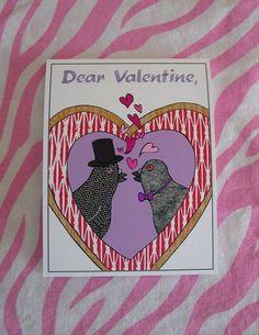 $3 Gay pigeons in love