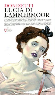 Opera cover - Donizetti - Lucia Di Lammermoor