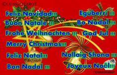 FELICIDAD PARA EL MUNDO ENTERO.  https://www.cuarzotarot.es/  #MerryChristmas #FelizNavidad #Nochebuena #QueridoSanta #PapaNoel