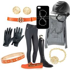 Lazy day at the barn - Polyvore