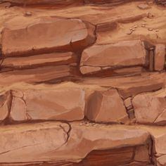 ArtStation - Hand Painted Textures, Ulrick Wery