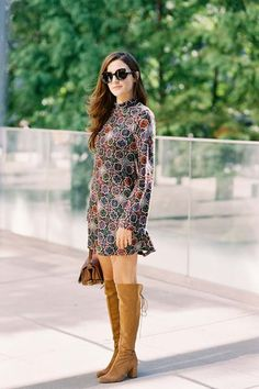 Knee-High Boots - 50 Outfit Ideas for the Boots You Already Own - Photos