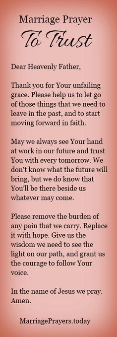 A marriage prayer to trust God with your future.: A marriage prayer to trust God with your future. Couples Prayer, Marriage Prayer, Godly Marriage, Marriage Relationship, Marriage Tips, Love And Marriage, Relationships, Strong Marriage, Prayer For Married Couples