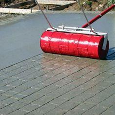 "RR150-36 Rock N Roller 36"" Pathway Slate Concrete Stamp"
